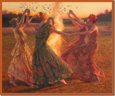 Thanksgiving Goddesses