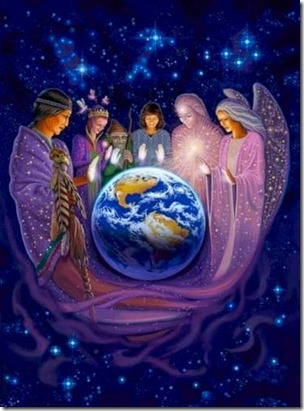 Mother Earth - artist not known -please inform