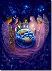 Mother Earth - artist not known