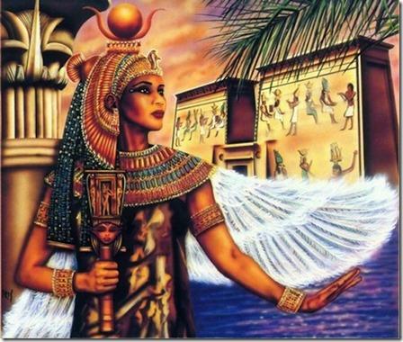 Isis - artist, lisa iris