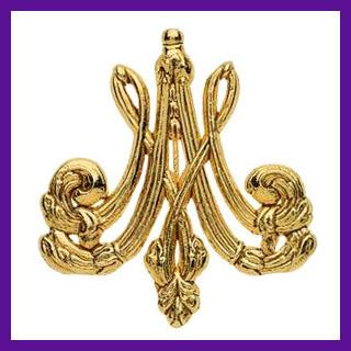 Queen Marie Antoinette monogram