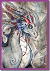 InnerPathWisdom.com - Ancient Wisdom Chronicles - Dragon -- artist - LauraDeligan-art
