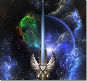 Archangel Michael - artist not known, please inform