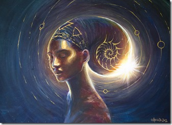 artist - anneliesolis.com - Feminine Divine